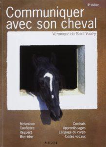 Communiquer avec son cheval - Véronique de Saint Vaulry - livre